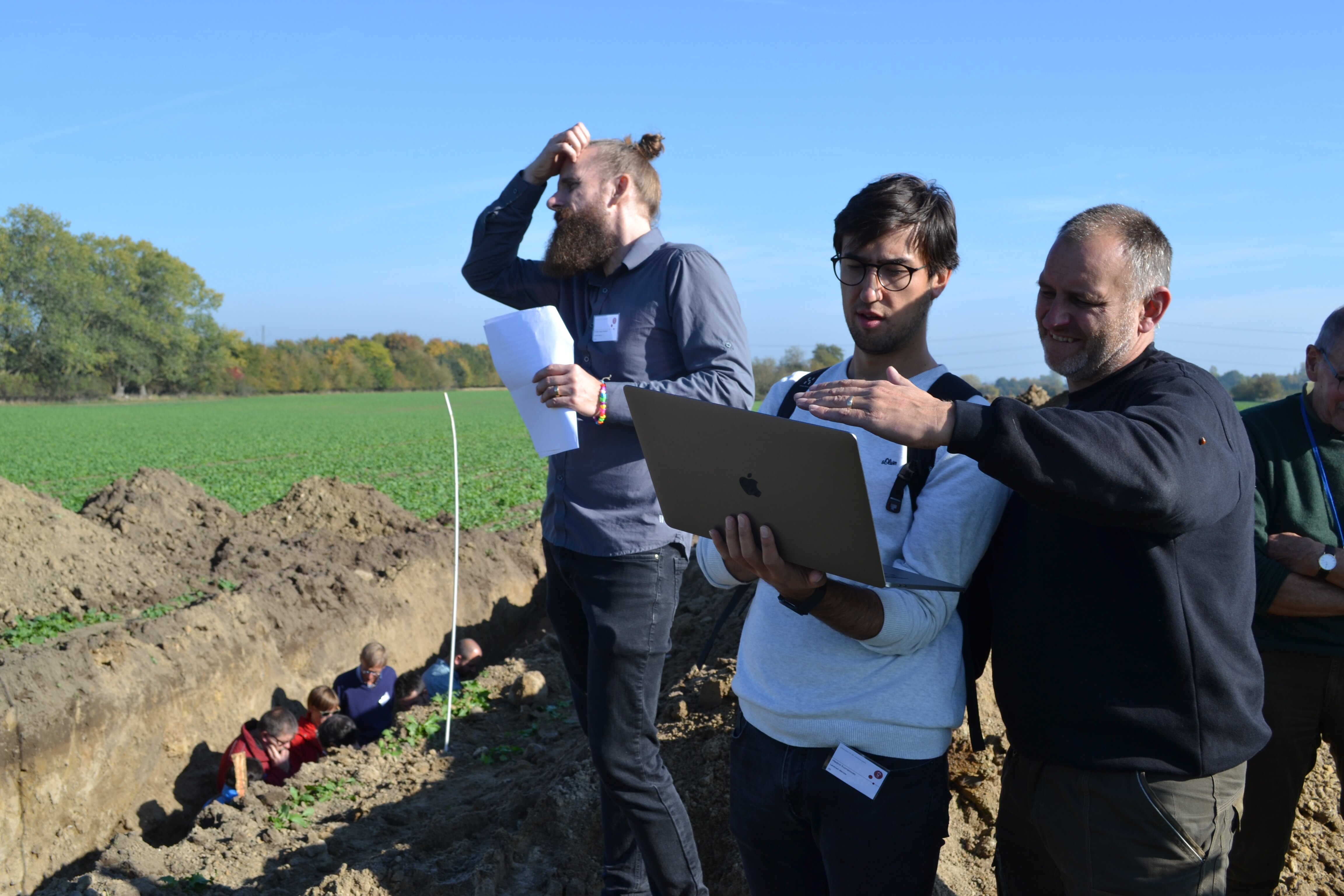 Mapping the soil with open source applications is vital to ... | 3072x4608